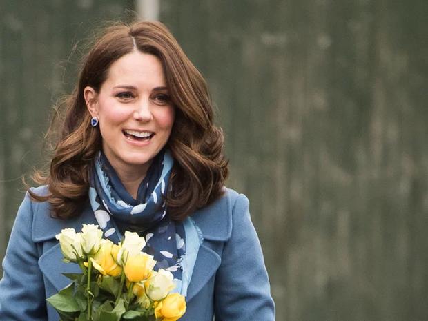 Đây chính là bí quyết đẹp hơn mỗi ngày ngay cả khi bầu bí của Công nương Kate Middleton - Ảnh 2.