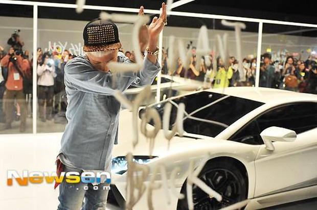 Danh sách sao nam xứ Hàn sở hữu siêu xe cực hiếm tiền tỷ, và chiếc đắt nhất không phải thuộc về G-Dragon - Ảnh 2.