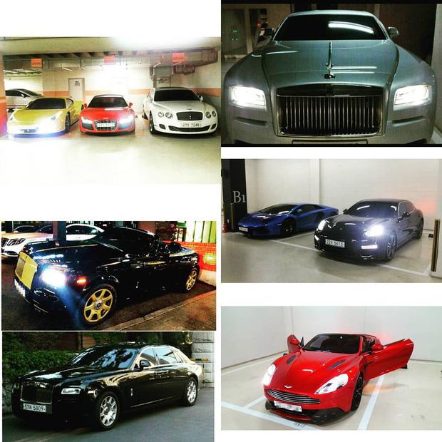 Danh sách sao nam xứ Hàn sở hữu siêu xe cực hiếm tiền tỷ, và chiếc đắt nhất không phải thuộc về G-Dragon - Ảnh 12.