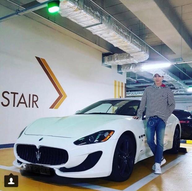 Danh sách sao nam xứ Hàn sở hữu siêu xe cực hiếm tiền tỷ, và chiếc đắt nhất không phải thuộc về G-Dragon - Ảnh 15.