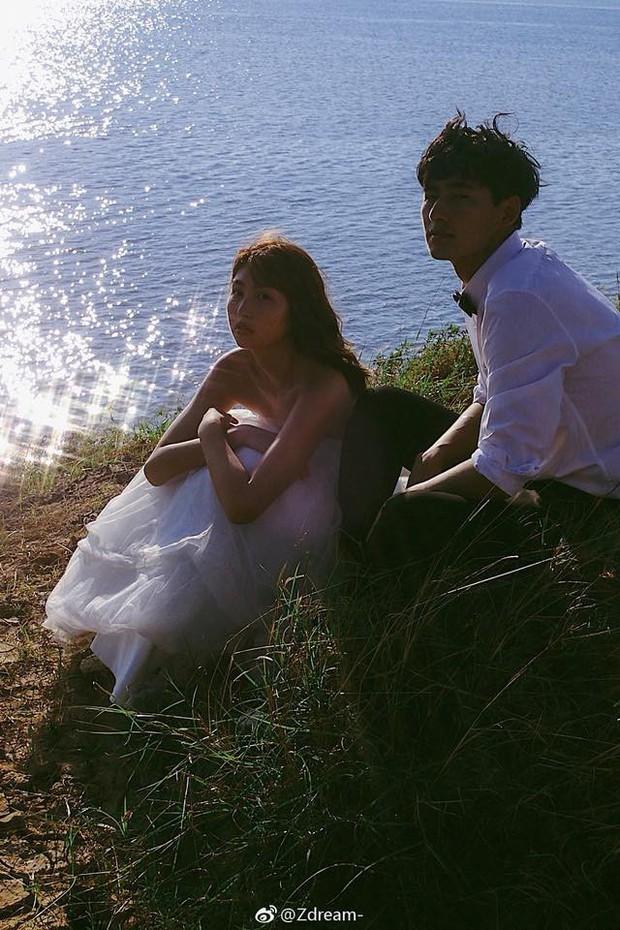 Đẹp thôi chưa đủ mà còn phải chất lừ như cô dâu nhắng và chú rể mắt hí trong bộ ảnh cưới này thì đến nín thở - Ảnh 4.