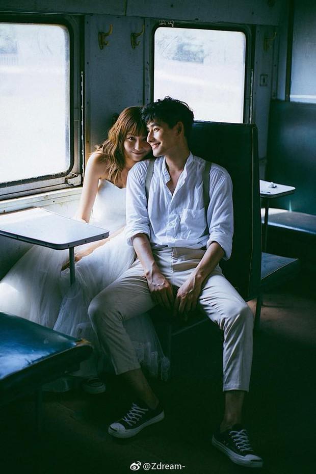 Đẹp thôi chưa đủ mà còn phải chất lừ như cô dâu nhắng và chú rể mắt hí trong bộ ảnh cưới này thì đến nín thở - Ảnh 5.