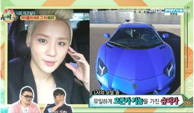Danh sách sao nam xứ Hàn sở hữu siêu xe cực hiếm tiền tỷ, và chiếc đắt nhất không phải thuộc về G-Dragon - Ảnh 10.