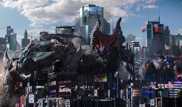 Pacific Rim: Uprising – Kế tục sự nghiệp tiêu diệt quái vật ngoại cỡ - Ảnh 4.
