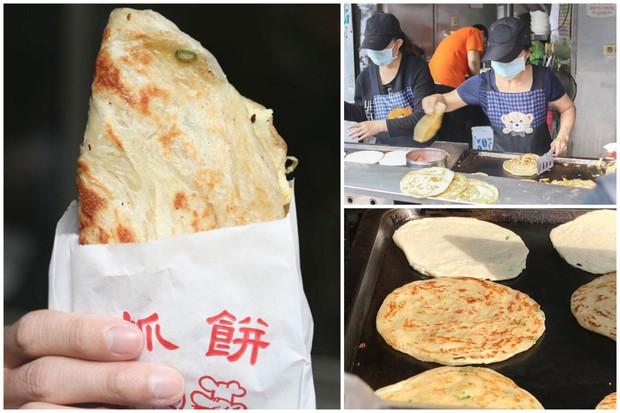 Tiệm bánh pancake cực nổi tiếng ở Đài Loan phải xếp hàng dài chờ mua - Ảnh 1.