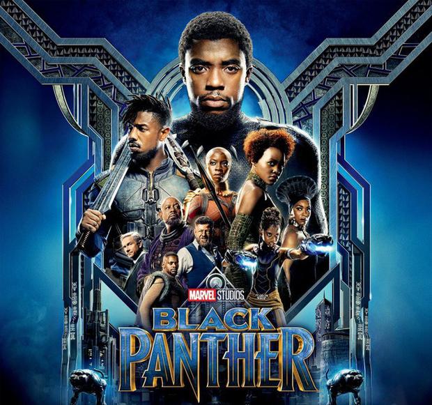 Chỉ 36 ngày, Black Panther đã làm được điều mà không phim Marvel nào có thể! - Ảnh 1.