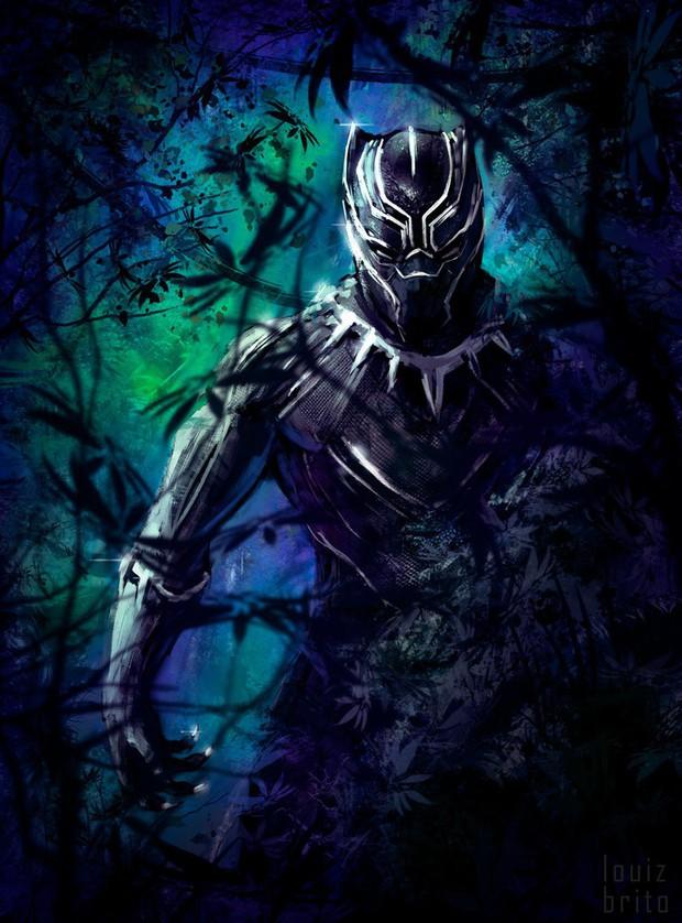 Chỉ 36 ngày, Black Panther đã làm được điều mà không phim Marvel nào có thể! - Ảnh 2.