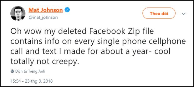 Phốt cũ chưa hết, Facebook lại dính nghi vấn theo dõi cuộc gọi và tin nhắn người dùng nhiều năm nay - Ảnh 1.