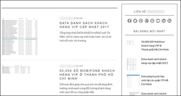 Dữ liệu người dùng Facebook tại Việt Nam đang được rao bán tràn lan trên mạng - Ảnh 2.