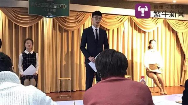 Chàng trai dũng cảm thi vào trường toàn nữ sinh để tìm bạn gái khiến cư dân mạng Trung Quốc thích thú - Ảnh 1.