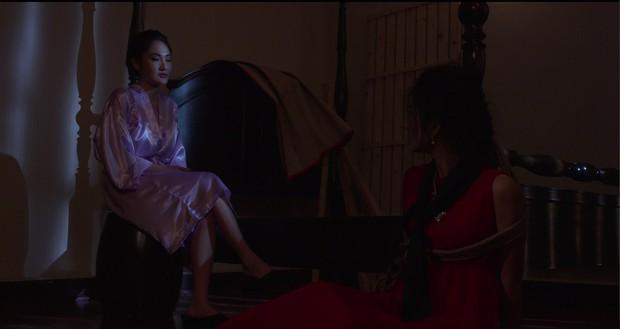 Từ đệ nhất kỹ nữ Sài Thành, Ba Trang (Kim Tuyến) bị chồng cũ hành hạ không thương tiếc - Ảnh 11.