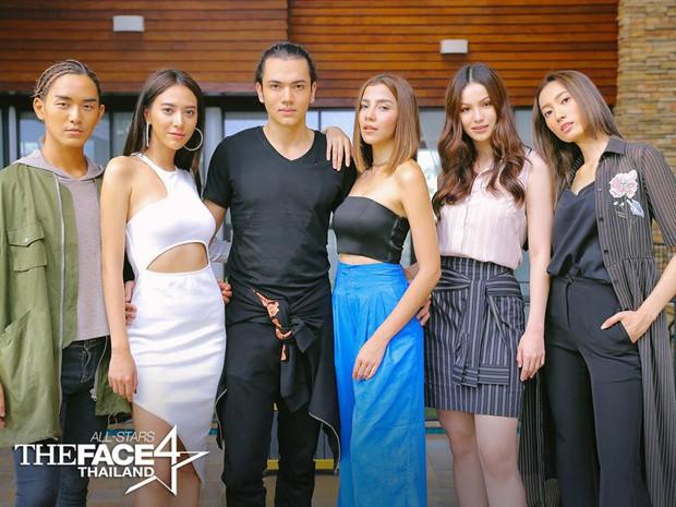 Ai đang được lợi trong cuộc chiến drama của The Face Thái? - Ảnh 3.