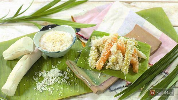 Nếu đã là 9x đời đầu ở Sài Gòn, ai cũng từng mê mẩn món bánh nghe thì ghê nhưng ăn rất phê này - Ảnh 4.