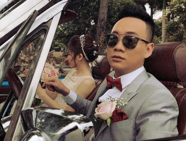 JustaTee bất ngờ tổ chức lễ ăn hỏi với hot girl Trâm Anh sau 5 năm hẹn hò - Ảnh 5.