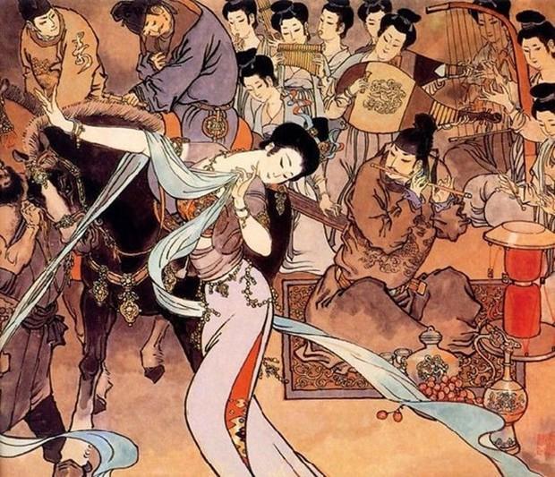 Câu chuyện hy hữu trong lịch sử Trung Hoa: Hoàng Thái Hậu và Hoàng Hậu từ bỏ danh hiệu, tìm niềm vui chốn lầu xanh - Ảnh 3.