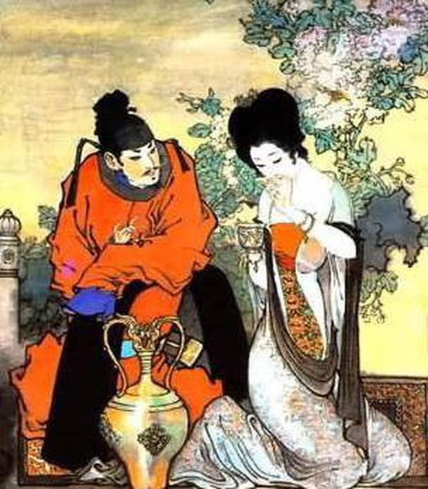 Câu chuyện hy hữu trong lịch sử Trung Hoa: Hoàng Thái Hậu và Hoàng Hậu từ bỏ danh hiệu, tìm niềm vui chốn lầu xanh - Ảnh 2.