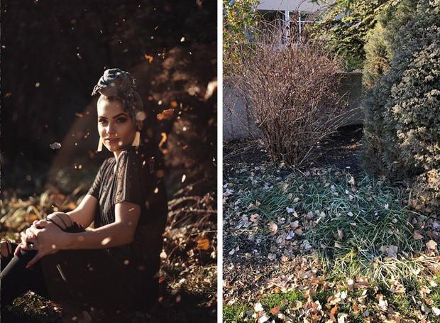 Chụp ảnh sống ảo kiểu bình dân: Khi sắt vụn, bụi rậm và lá khô cũng thành siêu phẩm - Ảnh 9.