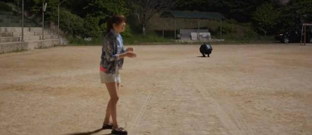 Người yêu Kim So Hyun: Hễ đóng cảnh hôn là tay đập chân run, chạy mất dép, gọi không về - Ảnh 10.