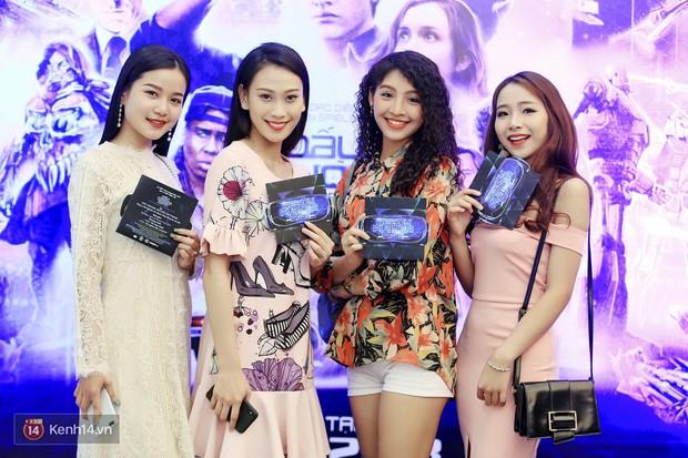 Fan vây kín Jun Vũ tại buổi ra mắt phim Ready Player One: Đấu Trường Ảo - Ảnh 10.