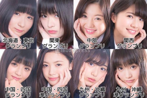 Vừa được giải nữ sinh đáng yêu nhất Nhật Bản, cô bé 17 tuổi lại bị cư dân mạng lôi ra mổ xẻ nhan sắc - Ảnh 2.