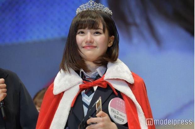 Vừa được giải nữ sinh đáng yêu nhất Nhật Bản, cô bé 17 tuổi lại bị cư dân mạng lôi ra mổ xẻ nhan sắc - Ảnh 5.