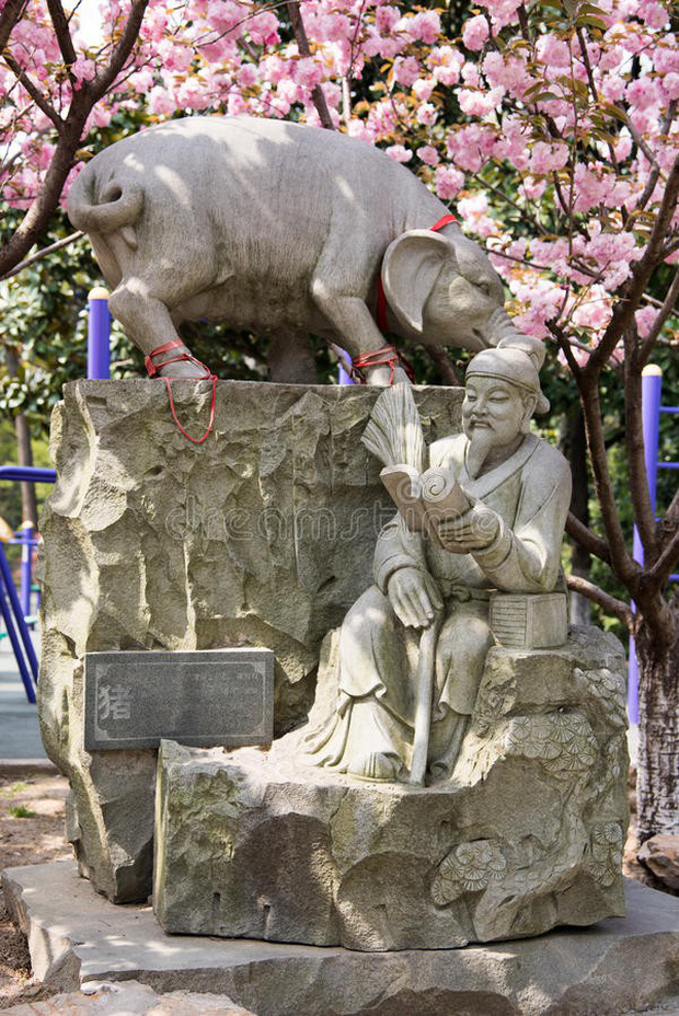 Cùng chung số phận là tượng 12 con giáp, những bức tượng này lại được ngợi khen vì thần thái xuất sắc! - Ảnh 19.