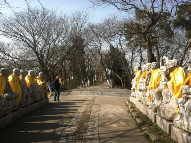 Cùng chung số phận là tượng 12 con giáp, những bức tượng này lại được ngợi khen vì thần thái xuất sắc! - Ảnh 14.