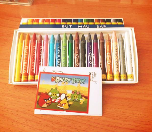 Bút máy, sáp màu, mực Cửu Long... - cả một trời kỷ niệm của những ngày đi học xưa cũ ùa về! - Ảnh 3.