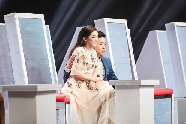 Thần tượng Bolero: Hoa hậu Bolero Như Quỳnh bật khóc nức nở khi phải tự mình loại học trò - Ảnh 11.
