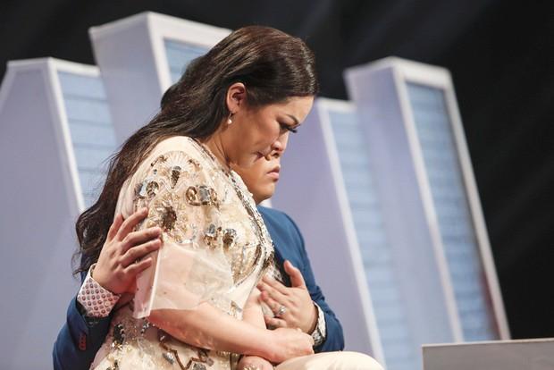 Thần tượng Bolero: Hoa hậu Bolero Như Quỳnh bật khóc nức nở khi phải tự mình loại học trò - Ảnh 12.
