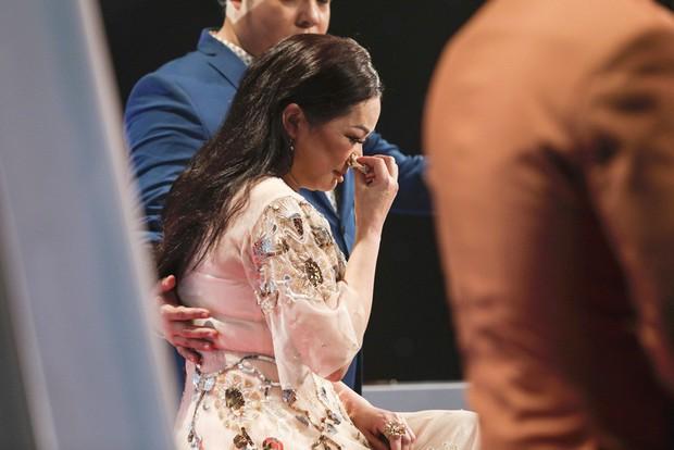 Thần tượng Bolero: Hoa hậu Bolero Như Quỳnh bật khóc nức nở khi phải tự mình loại học trò - Ảnh 13.