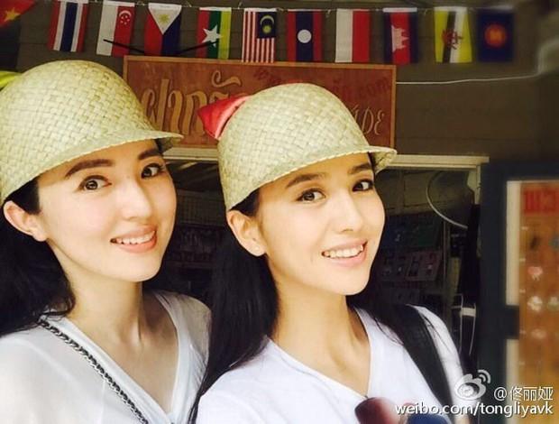 Cặp bạn thân Đồng Lệ Á - Đổng Tuyền: Từ ngoại hình đến cảnh bị chồng cắm sừng giống nhau đến 99% - Ảnh 4.