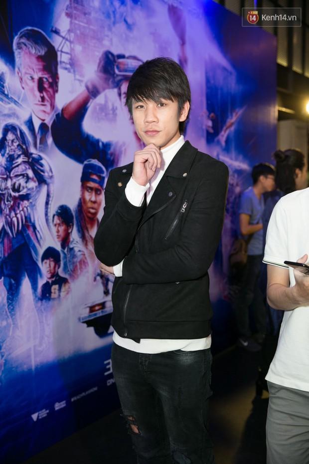 Fan vây kín Jun Vũ tại buổi ra mắt phim Ready Player One: Đấu Trường Ảo - Ảnh 6.