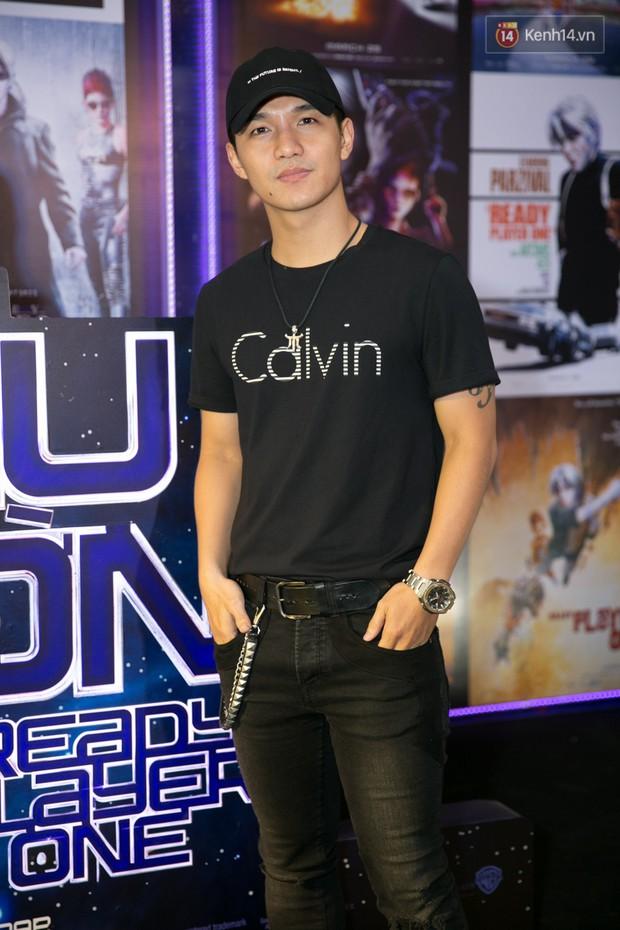 Fan vây kín Jun Vũ tại buổi ra mắt phim Ready Player One: Đấu Trường Ảo - Ảnh 7.