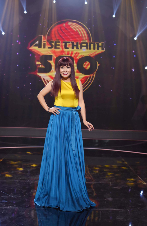 Phương Thanh chọn sai trang phục, lộ vòng 2 kém thon gọn trên ghế giám khảo - Ảnh 5.