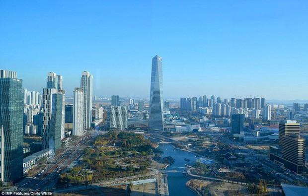 Hàn Quốc chi 40 tỷ USD biến thị trấn hoang thành thành phố thông minh - Ảnh 1.
