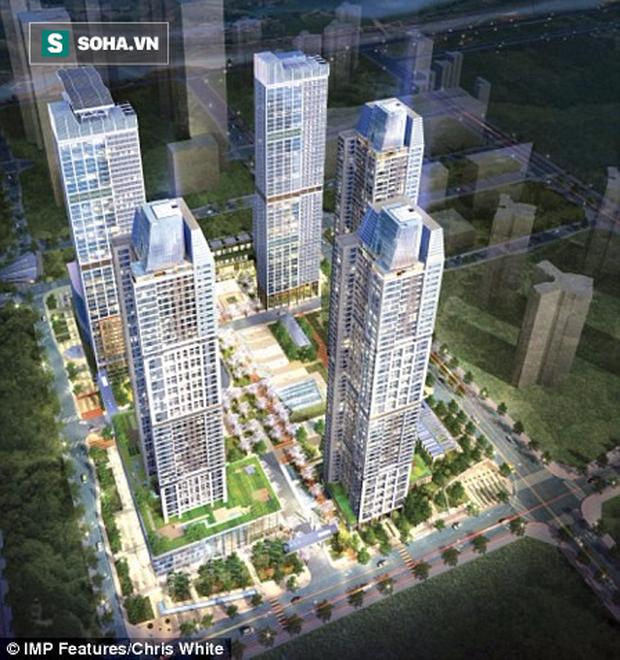 Hàn Quốc chi 40 tỷ USD biến thị trấn hoang thành thành phố thông minh - Ảnh 2.