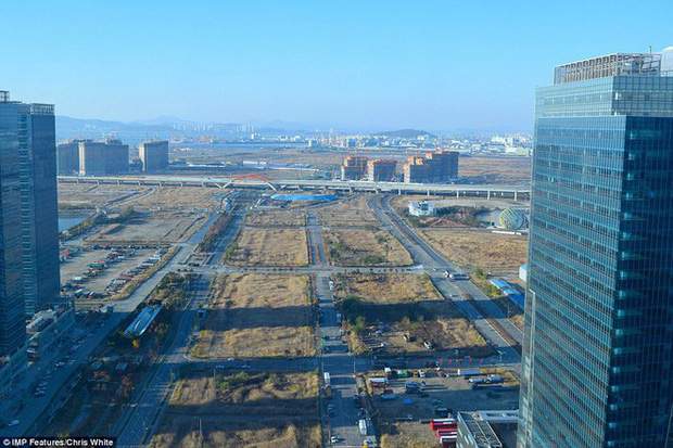 Hàn Quốc chi 40 tỷ USD biến thị trấn hoang thành thành phố thông minh - Ảnh 4.