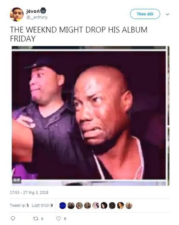 Đăng đoạn chat bí ẩn, The Weeknd úp mở tung album mới sau Starboy ngay thứ 6 tuần này? - Ảnh 6.