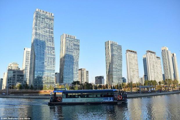 Hàn Quốc chi 40 tỷ USD biến thị trấn hoang thành thành phố thông minh - Ảnh 6.
