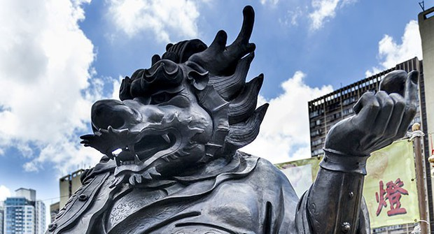 Cùng chung số phận là tượng 12 con giáp, những bức tượng này lại được ngợi khen vì thần thái xuất sắc! - Ảnh 13.