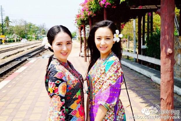 Cặp bạn thân Đồng Lệ Á - Đổng Tuyền: Từ ngoại hình đến cảnh bị chồng cắm sừng giống nhau đến 99% - Ảnh 5.