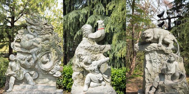 Cùng chung số phận là tượng 12 con giáp, những bức tượng này lại được ngợi khen vì thần thái xuất sắc! - Ảnh 18.