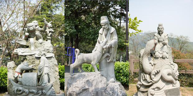 Cùng chung số phận là tượng 12 con giáp, những bức tượng này lại được ngợi khen vì thần thái xuất sắc! - Ảnh 17.