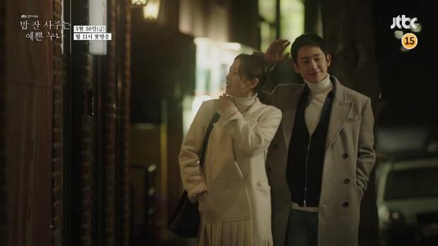 Tê tái vì màn thả thính có 1-0-2 của nam phụ Khi Nàng Say Giấc với đàn chị Son Ye Jin - Ảnh 3.