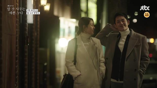 Tê tái vì màn thả thính có 1-0-2 của nam phụ Khi Nàng Say Giấc với đàn chị Son Ye Jin - Ảnh 4.