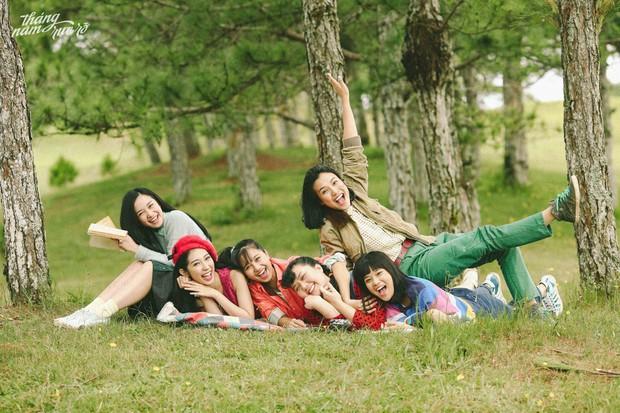 Phải chăng Thanh Hằng đã thầm yêu một cô gái suốt cả thanh xuân trong Tháng Năm Rực Rỡ - Ảnh 11.