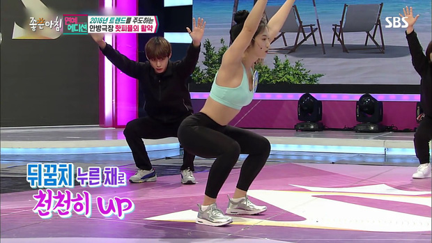 Hot girl phòng gym Shim Euddeum (Hàn Quốc) chia sẻ bí kíp cho vòng 3 căng tròn hoàn hảo - Ảnh 7.