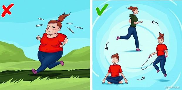 Nguyên nhân khiến bạn tăng cân vù vù dù đã ăn kiêng và tập thể dục - Ảnh 1.