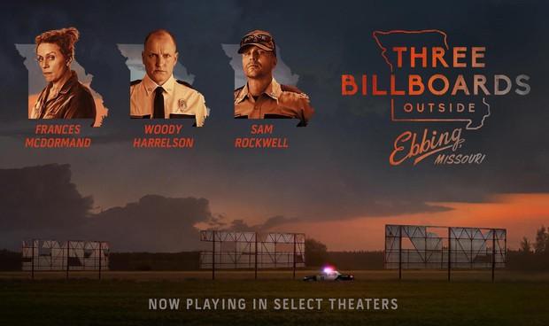 Three Billboards Outside Ebbing, Missouri: Ba tấm biển kì quặc mở ra những thân phận đáng thương - Ảnh 1.